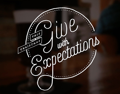 Give with Expectations