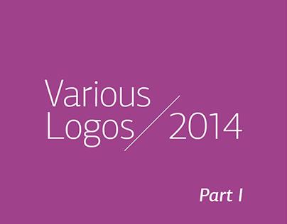 Various Logos / 2014 | Part I