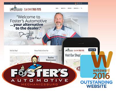 Foster's Automotive Website