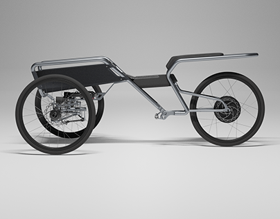 Apex - Electric vehicle for personal urban mobility