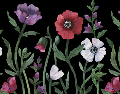 Flowers for Ummami brand