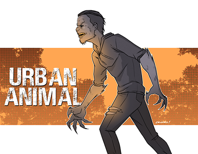 The Urban Animal (fanart)