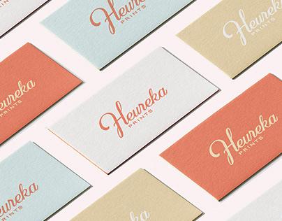 Heureka Prints: Branding