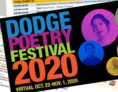 Dodge Poetry Festival 2020 (Virtual)