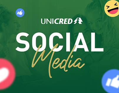 Social Media - Unicred Florianópolis