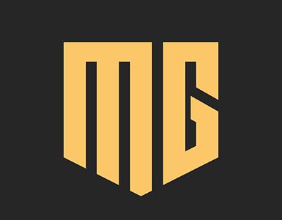 Logo Macedo Graphics