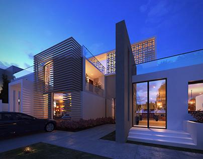 Villa 8, Riyadh KSA