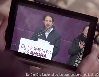 Elecciones Autonómicas - Podemos