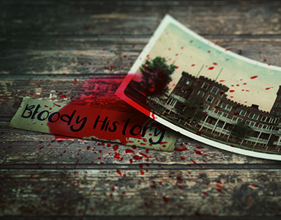 Bloody History. After Effects Project.