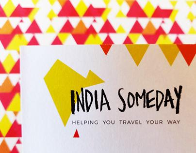 India Someday Brand Identity Restyling