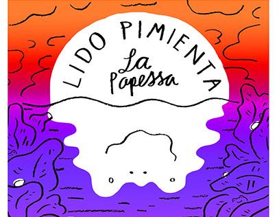 LIDO PIMENTA POLARIS POSTER 2017
