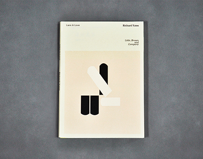 Richard Yates Book Cover Design