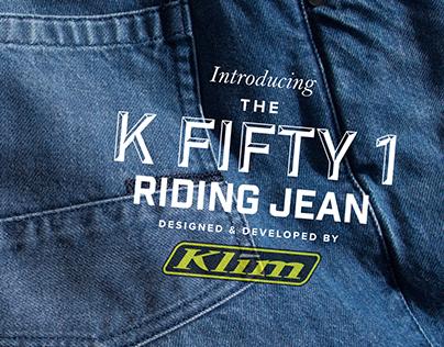 Riding Jean Promotion