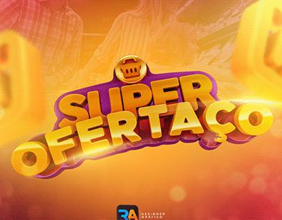 SELO 3D - SUPER OFERTAÇO