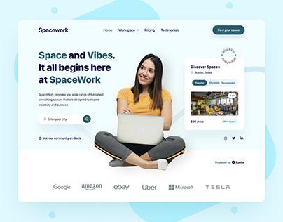 Spacework UI Design