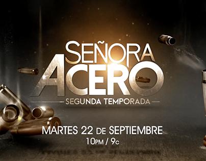Behind the Scenes Señora Acero Season 2
