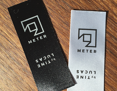 Meter - Sewing Label