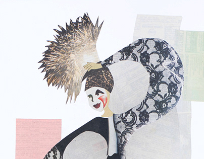 Murgas y personajes - Collage