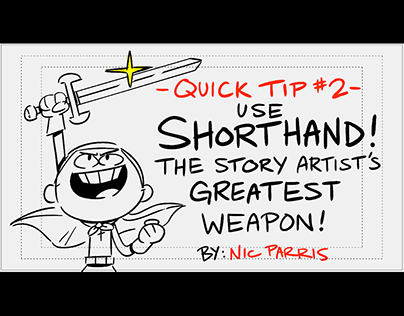 Quick Tip! Use Shorthand!