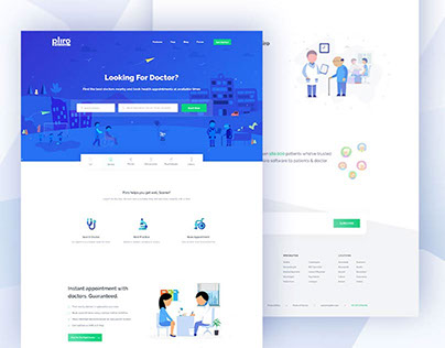 Doctor || Landing Page