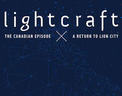 Lightcraft - The Canadian Episode