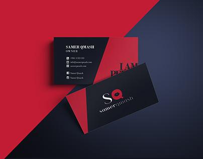 Samer Qmash Branding