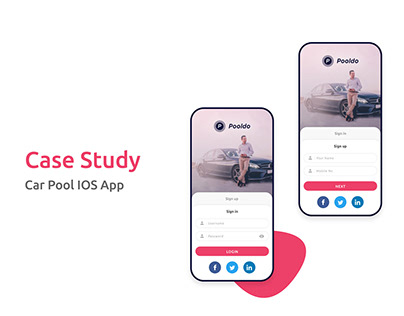 Pooldo- UX case Study