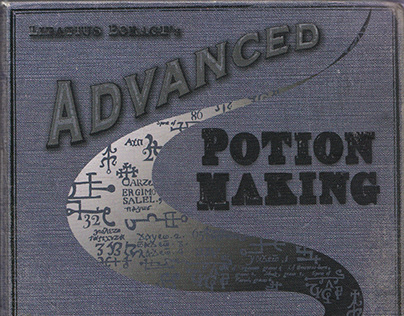 Advanced Potion Making Sketchbook 2019
