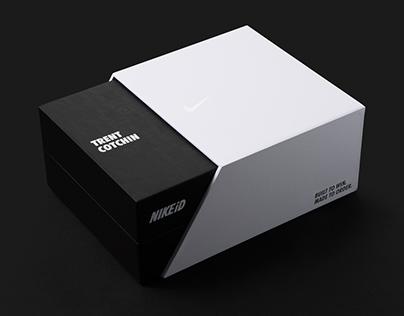 NIKEiD Athlete Shoe Box