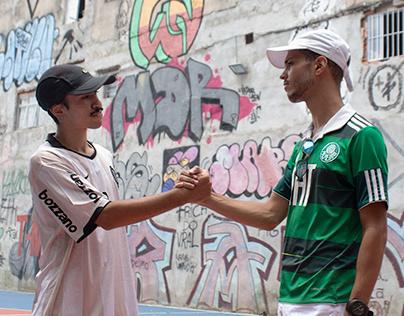 Corinthians X Palmeiras Respeito e Rivalidade