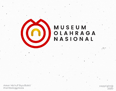 Logo concept for Museum of Sport Nation
