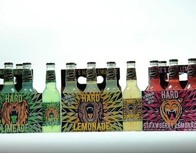 Mike's Hard Lemonade Re-Packaging