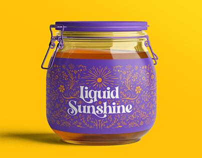 Honey Garden - Brand Identity