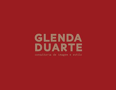 GLENDA DUARTE - identidade visual