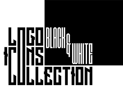 BLACK&WHITE - LOGO ICONS COLLECTION