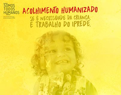 Somos Todos Humanos 2016 - Iprede e Fa7
