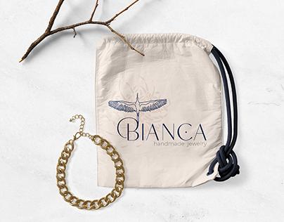 Branding - Bianca Jewelry