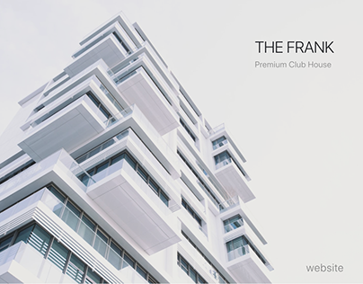 The FRANK Premium Club House