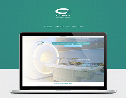 Clinica CLIMA - Website