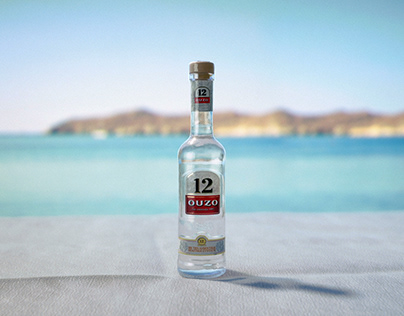 THE STORY OF OUZO 12