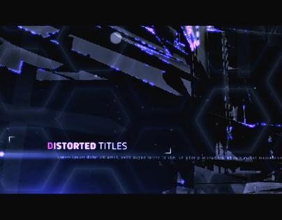 Distorted Glitch Trailer