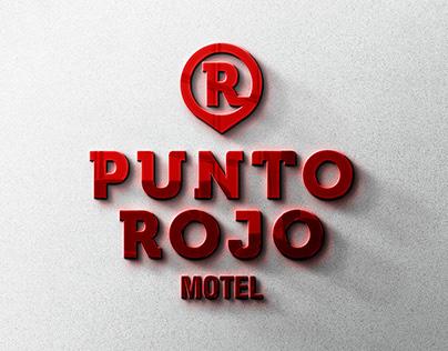 Branding & Naming - Punto Rojo Motel