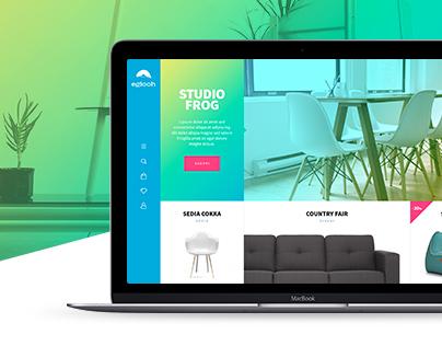 Eglooh | E-commerce Design