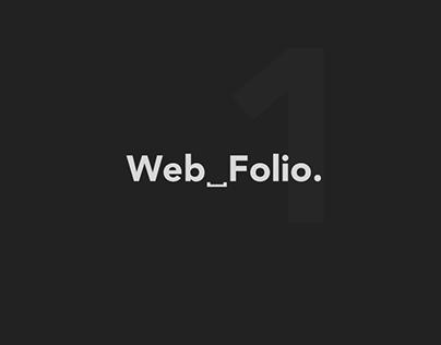 - Portafolio Web