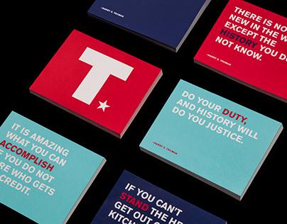Truman Library Institute Brand
