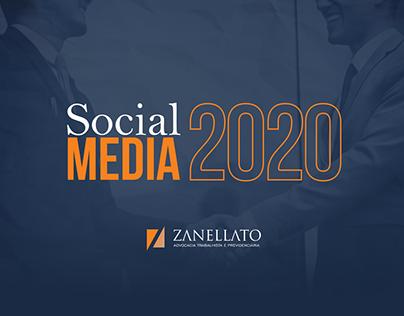 Social Media 2020 | Zanellato