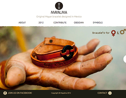 Mayalma bracelets