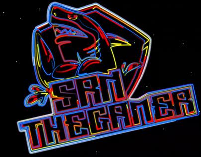SRN TheGamer Youtube Channel Logo Animation V2