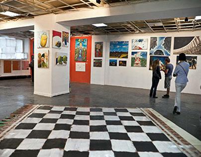 Галерея «180 квадратных метров»