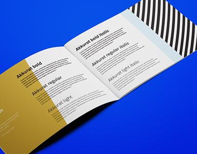 Visual Identity - Studio Pepper & Gold